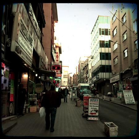 Konya Sokak